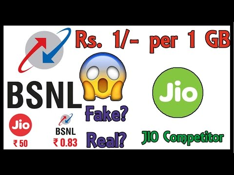 [Hindi] BSNL 249 Unlimited Plan | 1GB in Re 1₹ | Is it Real? How to avail? All you need to know
