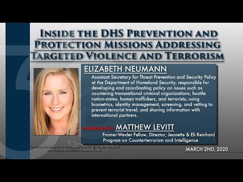 Inside the DHS Prevention and Protection Missions Addressing Targeted Violence and Terrorism