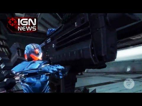 IGN News - Canceled Mega Man FPS Maverick Hunter Unearthed