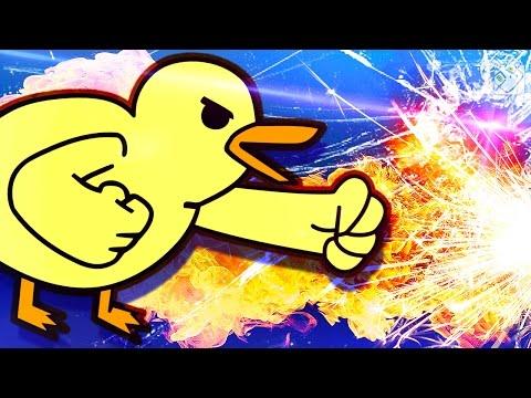 ТИПА КРУТЫЕ УТКИ (Duck Game)