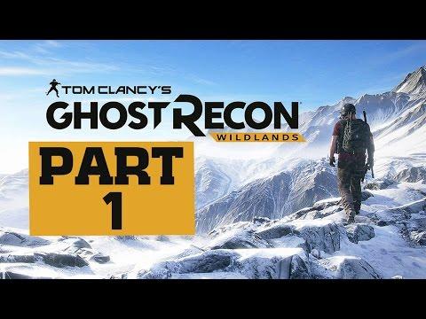"""Ghost Recon Wildlands (FULL GAME) - Let's Play - Part 1 - """"Itacua: La Yuri Y El Polito"""""""