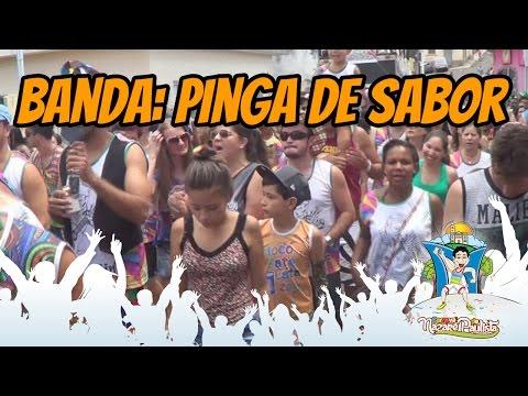 Banda Pinga de Sabor - Carnaval de Nazaré Paulista 2017