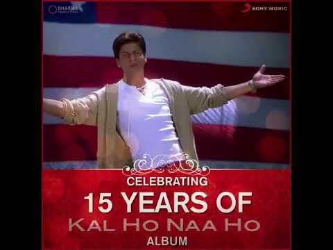 SRK Status For WhatsApp 15th Year Of Kal Ho Na Ho