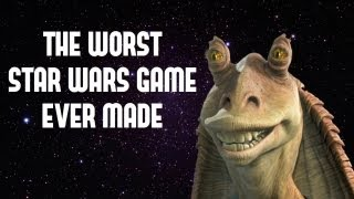 The Worst Star Wars Game Ever Made...
