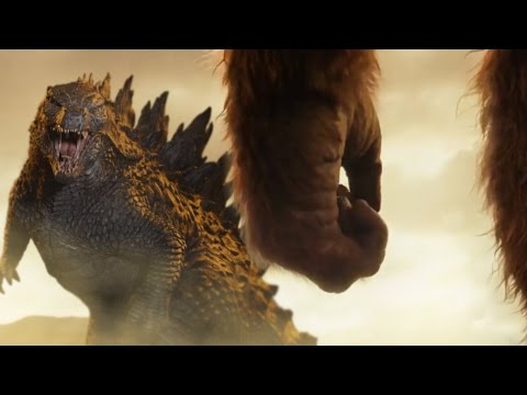 Post Credit Scene Talk - Godzilla 2 - How Will Kong Meet Godzilla?