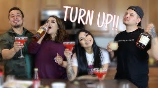 F it up FRIDAY! Henny & Horchata + Q&A