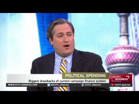 Legal expert Stephen Spaulding on money's influence in US politics