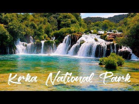 VISITING KRKA NATIONAL PARK || TRAVEL CROATIA || CROATIA VLOG #13