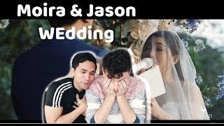 MOIRA and JASON Wedding Video Reaction