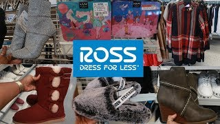 ROSS SHOPPING * SHOES, CLOTHES & MORE