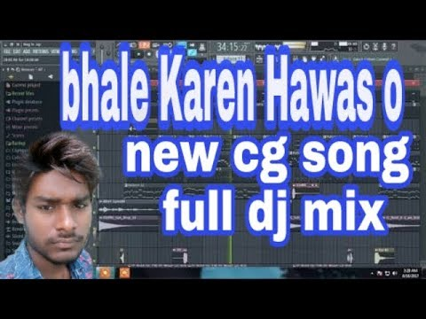 bhale Kari hawas o new cg dj song
