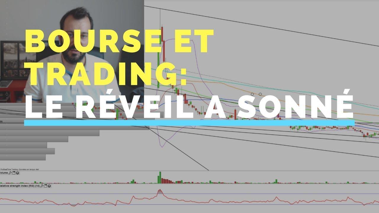 N\'en jetez plus: le réveil a sonné | bourse et trading #52 - YouTube