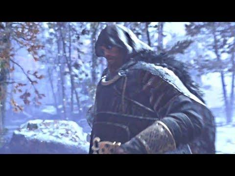 GOD OF WAR 4 · THOR (Post-Credits Ending Scene)