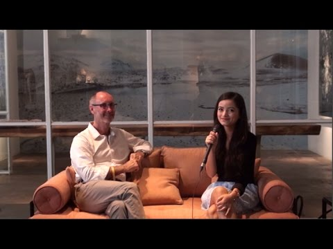 Bangkok Creative District Interview