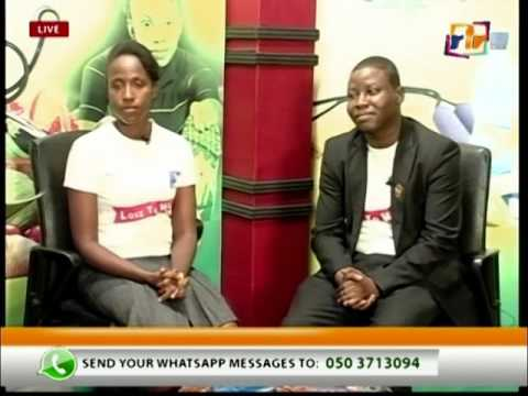 EDMARK KUMASI'S T3 TRAINERS DISCUSSING OBESITY AND ITS SOLUTION ON ROYAL TV