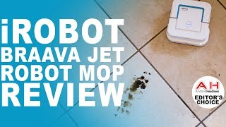iRobot Braava Jet 240 Mopping Robot Review