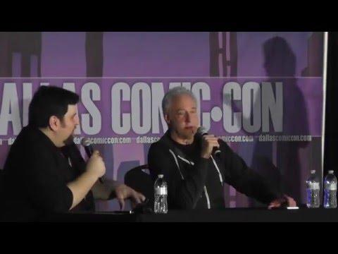 Dallas Comic Con - FanDays Feb 2016 - Brent Spiner