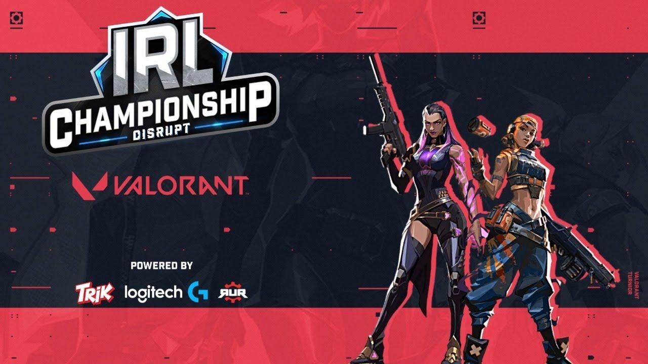 IRL Valorant turnir