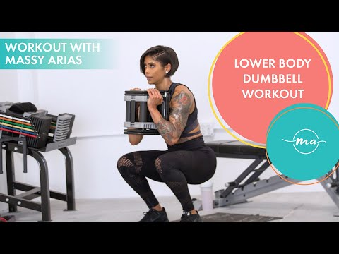 THE BEST LOWER BODY WORKOUT (BUILD GLUTES, TONE LEGS, GET STRONGER)