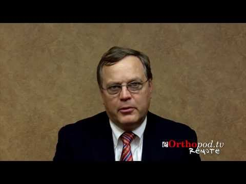 Dr. David Mitchell discusses treatment for compression fractures of the spine
