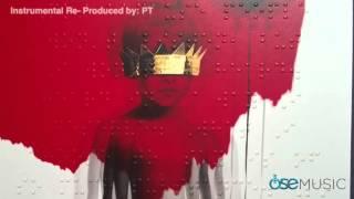 Rihanna - Desperado (Instrumental/Karaoke)