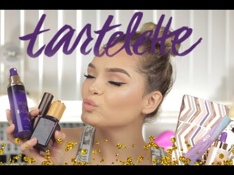 One Brand Makeup Tutorial - Tarte Cosmetics 2017 | A1DeLaTorre