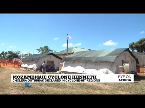 Eye on Africa - Mozambique records first cholera cases after Cyclone Kenneth