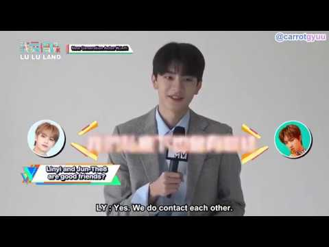 [ENG SUB] Actor LinYi Covered SEVENTEEN