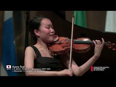 Récital de quart de finale : Ayana Tsuji