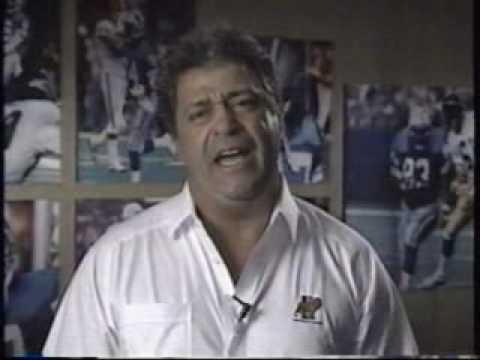 Wayne Fontes 1990 Hometown Hero Commercial