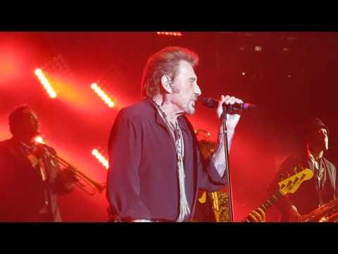 La Terre promise - Johnny Hallyday - Rester Vivant Tour - Le Havre - 11/07/2016