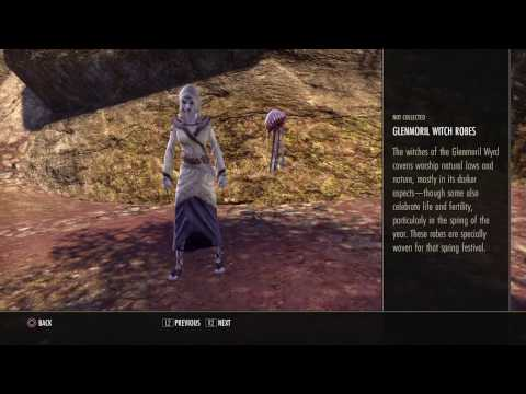 ESO GLENMORIL WITCH ROBES