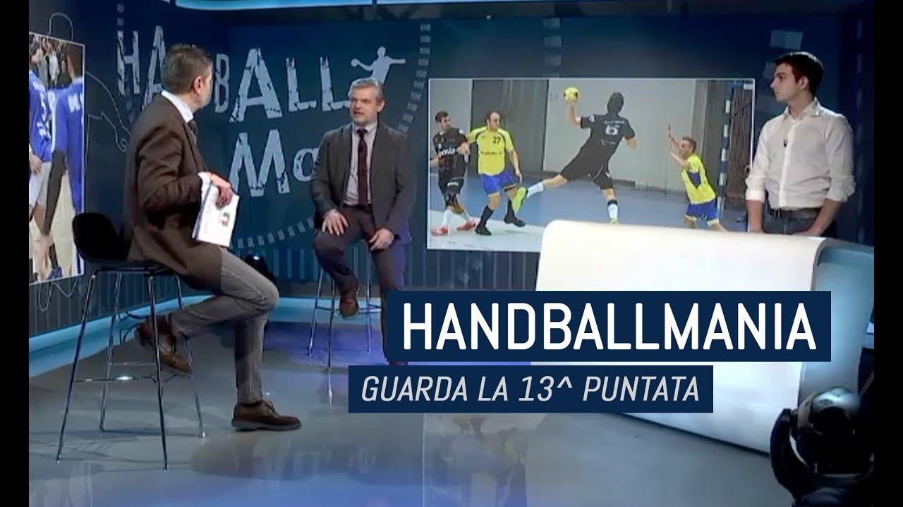 HandballMania - 13^ puntata [6 dicembre]