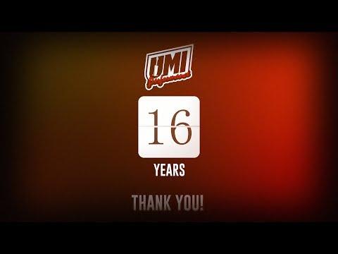 UMI Performance Celebrates 16 Years