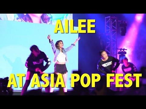 Ailee live at Asia Pop Fest, Melbourne