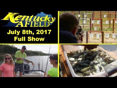 July 8th, 2017 Full Show - Metal Madness, Catfishing , Shocking Cedar Creek Lake