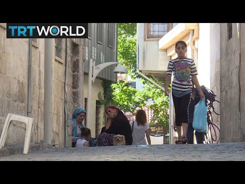 The War in Syria: Syrian refugees look forward to returning home