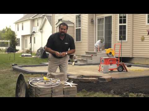 Converting a Fire Pit from Wood to Natural Gas