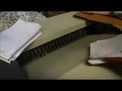 MODEL – 5005 (Made in India) Commercial Shredder.