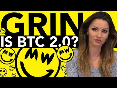 Grin Is Bitcoin 2.0?