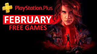 PlayStation Plus Monthly Games - PSN Plus For February 2021