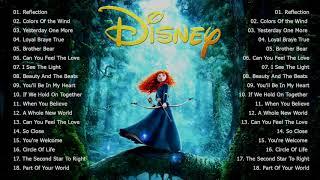 The Ultimate Disney Classic Songs Playlist With Lyrics 2020 - Disney Soundtracks Playlist 2020 screenshot 3