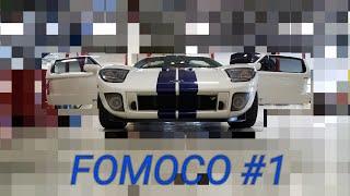 05 Ford GT - No start
