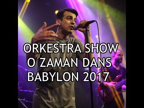 Norm Ender - Orkestra Show / O Zaman Dans - Babylon İstanbul