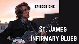 St. James Infirmary Blues - Jhett Black cover