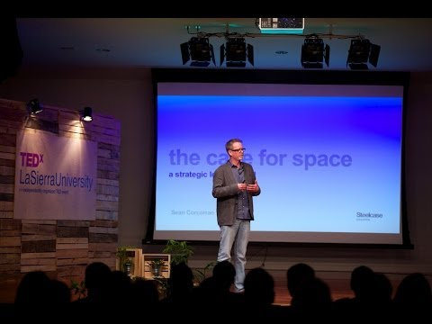 The case for space: Sean Corcorran at TEDxLaSierraUniversity