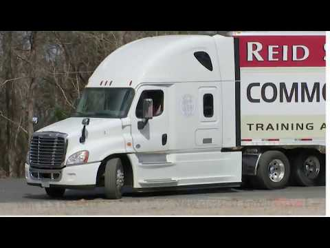 Reid State Technical College Commercial Truck Driving 2018