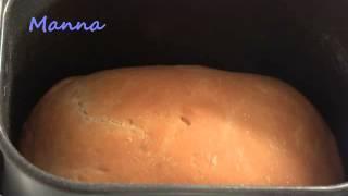 Французский хлеб в хлебопечке Philips HD9046