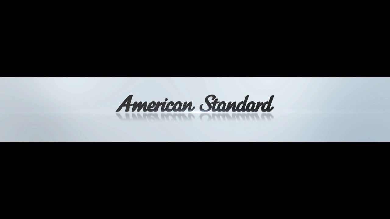 American Standard Logo Intro | 3D Logo Animation | Dramantram - YouTube