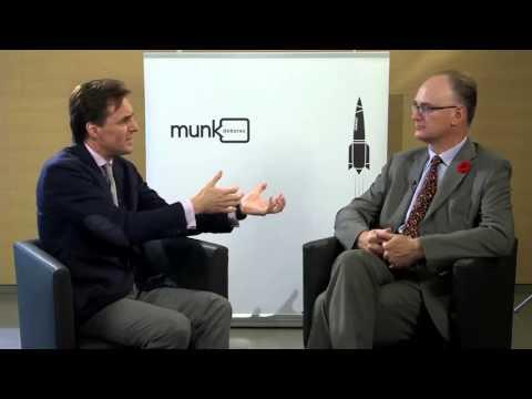 Interview with Matt Ridley before the Munk Debate on Progress